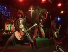 'I've gone mental...' (Ramones on 'The Old Grey Whistle Test,' 1978)