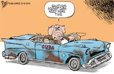 "Sanctions Against Cuba ***  ""Is FREE Electricity From Thin Air for Real?"" (Yes! Tesla proved it!) Watch this video -> http://patriotproducts.org/free-electricity-from-thin-air/  ***  Posted on December 20, 2014, 5:00 am from http://www.cagle.com/2014/12/sanctions-against-cuba/"