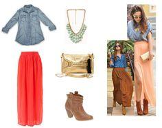 Viste como la gente común día a día - Vestirte Bien Wardrobe Closet, Street Style, Skirts, Inspiration, Outfits, Image, Fashion, Walkway, Moda