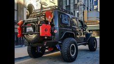 JeepBeef nice JK Built