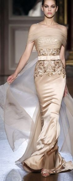 Zuhair Murad Couture 2014! (^.^) Thanks, Pinterest Pinners, for stopping by…