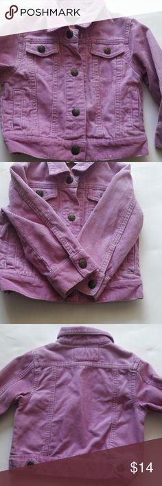 Osh Kosh Jacket Pink button down corduroy jacket Osh Kosh Jackets & Coats Jean Jackets