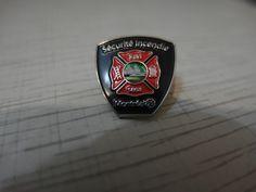 Montreal fire badge,Montreal fire department,Canada,100% ORIGINAL,New,Rarity