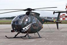 JGSDF OH-6 NAS Misawa