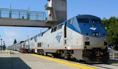 Ride the rails....modern train travel via Amtrak superliner and sleeper-cars.