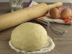 Pasta Frolla Morbida allo yogurt , un tenero guscio per le vostre crostate