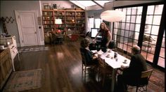 Neal Caffrey's Dining Room