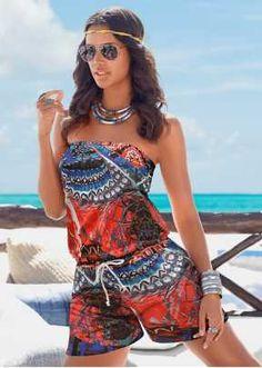 c1501a318 Macacões femininos a preços acessíveis para pedir na bonprix Moda Praia