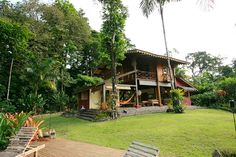 A Costa Rican Paradise - Without Walls!