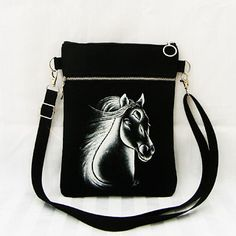 crossbody s kapsou-stříbrný kun / Zboží prodejce kačakača Bags, Fashion, Handbags, Moda, Fashion Styles, Fashion Illustrations, Bag, Totes, Hand Bags
