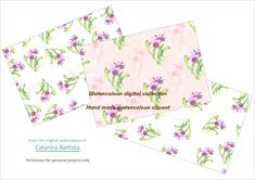 ORCHIDS DIGITAL PAPERS. Printable Sheet. Shabby Chic Craft Paper, Wrapping Paper, Background, Junk Journal, Ephemera, Collages, Scrapbooking Scrapbooking Flowers, Make Your Own Card, Paper Wrapping, Shabby Chic Crafts, A4 Size, Etsy Crafts, Digital Papers, Printable Paper, Paper Background
