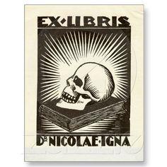 ex libris dr. nicolae igna