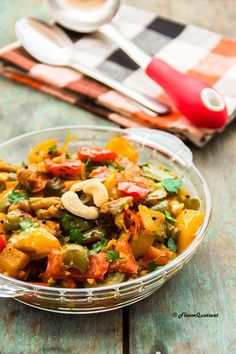 Curried Capsicum Masala Recipe on Yummly
