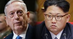 "Although Defense Secretary James Mattis once said that the three gravest threats to the U.S. were ""Iran, Iran, Iran,"" he recently suggested that North Korea now holds the top spot."