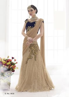 Buy Net Saree Now : http://goo.gl/Aa0hMH