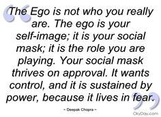 I am EGO | Ask Larina                                                                                                                                                                                 More