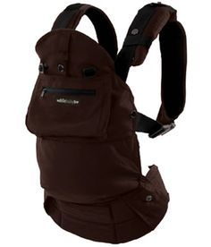Lillebaby EveryWear Organic Carrier. Little one's sanctuary til toddlerhood. Handy in church and hiking. Baby-wearing should be a must if you don't have a back problem :)