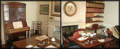 Casa de la familia Brontë