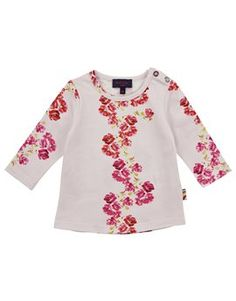 Babyglitter - All about my baby Paul Smith, Pink Girl, Floral Prints, Bell Sleeve Top, Tunic Tops, Baby, Collection, Women, Fashion