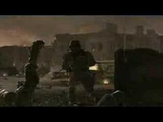 """Call of Duty 4: Modern Warfare"" (2007): first-person shooter game by Infinity Ward and published by Activision. A radical leader has executed the president of an unnamed country in the Middle East, and an ultranationalist movement starts a civil war in Russia. The conflicts are seen from the perspectives of a U.S. Force Reconnaissance Marine and a British SAS commando, and are set in various locales, such as the United Kingdom, the Middle East, Azerbaijan, Russia, and Ukraine."