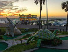 Magic Carpet Golf, Galveston