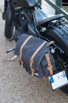 e56523c651 68 meilleures images du tableau sacoche moto | Custom motorcycles ...