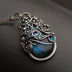 the Patronus necklace by Iza Malczyk