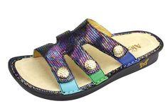 Alegria Shoes Venus Blue Gleam - now on closeout! #alegriashoeshop