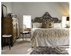 Love this look for the bedroom