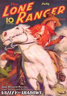 Lone Ranger Magazine // Valley of Shadows