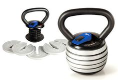 Jillian Michaels / Nordic Track Adjustable Kettle Ball  ... something I want