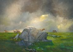 Gerald Squires Art Gallery - Biography, Artwork, and Sales Newfoundland And Labrador, Cool Paintings, Biography, Art Gallery, Creativity, The Incredibles, Artists, Heart, Artwork