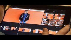 Utilisation des tablettes avec une classe à Projet d'Éducation aux Médias - Collège Marais Poitevin - Benet - Vendée