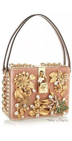 23dab6768eb Regilla ⚜ Dolce & Gabbana Fall Winter 2015/16 Mode Tassen, Modetrends,  Damesmode