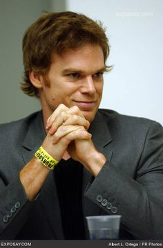 Can't forget about Michael C. Hall!