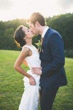 North Carolina Tree Farm Wedding