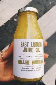 East London Juice Co. | It's Brogues