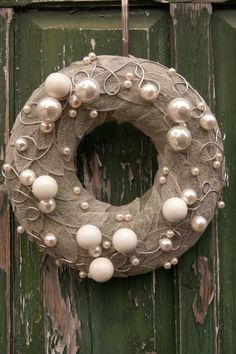 Holiday Wreath  Christmas Wreath  Home by vidanausediene on Etsy, $35.00