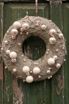 Holiday Wreath  Christmas Wreath  Home by vidanausediene on Etsy, $35.00