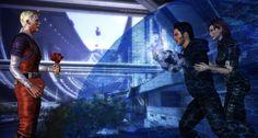 Don't worry, Shepard... I've got this! by mandyalenko