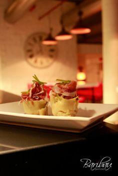 Nos encantan las tapas... ¿Y a ti? #Baribau #Barcelona #GastroBar