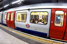 London Underground, Tube, Mind The Gap :) Tower Bridge, London, United Kingdom // full photogallery on www.DR-travelblog.com