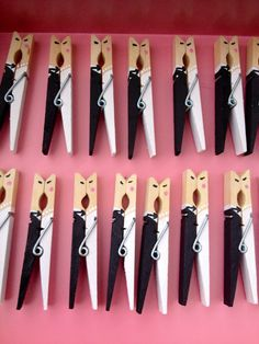 Items similar to Bride & Groom Clothespin Wedding Shower Favor Gift (Custom Order Quantity) on Etsy - Wedding Bride Shower, Wedding Shower Favors, Wedding Favors Cheap, Wedding Crafts, Party Favors, Party Games, Wedding Groom, Bride Groom, Wooden Clothespin Crafts