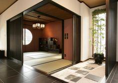 "Feel - four seasons - ""Machiya of steel Steel (steel)"" | Shizuoka Sekisui Heim Interior"