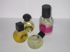 The Body Shop perfume oil - I miss Sandalwood oil!  Why did they take it off the market?
