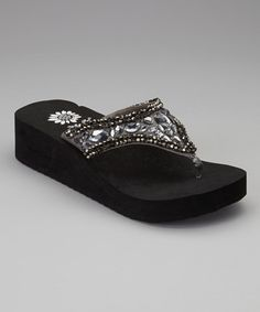 Take a look at this Pewter Reiko Sandal - Women on zulily today!