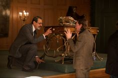 """behind the scene"" The grand budapest hotel #wesanderson #makingof"
