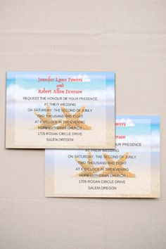 Springtime is in sight which means, if you are having a summer wedding, you should be sending out your invitations any day now. Here are top 10 summer wedding invitations with affordable price for l. Summer Wedding Invitations, Spring Time, Frame, Top, Picture Frame, Frames, Crop Shirt, Shirts
