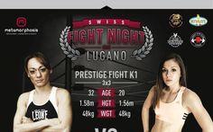 Prestige fight night il 19 Settembre 2015 a Lugano Silvia La Notte vs Fanny Ramos Il 19 settembre 2015, presso il Centro Esposizioni di Via Campo Marzio a Lugano, si terrà un evento che vedrà protagonisti atleti di alto livello. Il match più atteso è quello tra la Campionessa Silv #sport #eventi #artimarziali #k1
