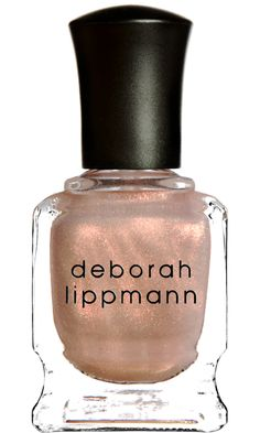 "BN Deborah Lippmann Diamonds and Pearls (MINI)  -  $6 please note the ""b"" has worn off on the deborah lippmann label"
